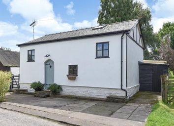 Thumbnail 2 bed detached house for sale in Pembridge, Herefordshire