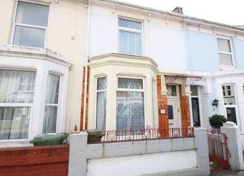 Thumbnail 2 bedroom terraced house for sale in Wheatstone Road, Southsea