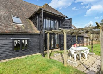 Thumbnail 4 bed barn conversion for sale in Capel Road, Hamstreet, Ashford