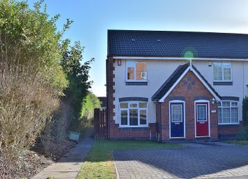 Thumbnail 2 bed semi-detached house for sale in Whitehead Road, Chell Heath, Stoke On Tren