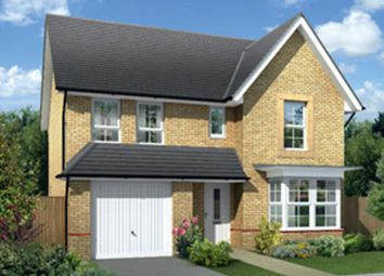 "Thumbnail 4 bed detached house for sale in ""Heathfield"" at Fen Street, Brooklands, Milton Keynes"