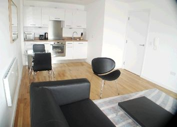 Thumbnail 1 bed flat to rent in The Gateway North, East Street, Leeds