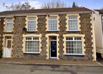 Thumbnail 4 bed semi-detached house for sale in Pantygraigwen Road, Pontypridd