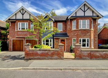Thumbnail 5 bed detached house for sale in Lansdown Close, Cheadle Hulme, Cheadle