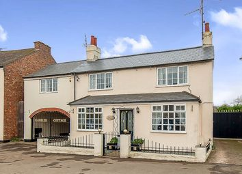 Thumbnail 4 bedroom cottage for sale in North Street, Stilton, Peterborough