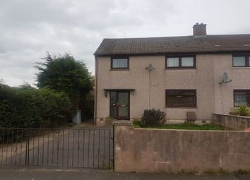 Thumbnail 3 bed semi-detached house to rent in Fernlea Crescent, Annan