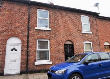Thumbnail 2 bed terraced house for sale in Westminster Road, Chester