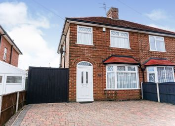 3 bed semi-detached house for sale in Marjorie Road, Derby DE21