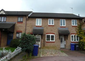 Thumbnail 3 bed terraced house to rent in Greenways Crescent, Bury St Edmunds, Suffolk