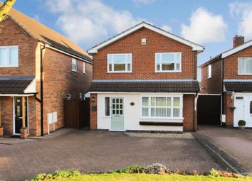 Thumbnail 3 bed detached house for sale in Linden Grove, Mountsorrel, Loughborough