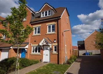 Thumbnail 3 bed end terrace house for sale in Barn Owl Drive, Bracknell, Berkshire