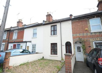 Thumbnail 2 bed terraced house for sale in Gosbrook Road, Caversham, Reading