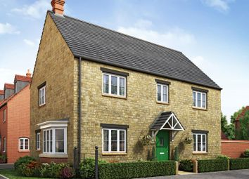 Thumbnail 4 bed cottage for sale in Gallipoli Drive, Brackley