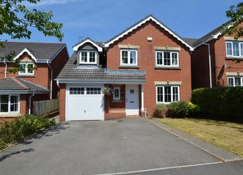 Thumbnail 5 bedroom detached house for sale in Bryn Dewi Sant, Miskin, Pontyclun