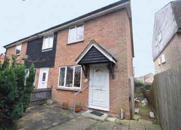 Thumbnail 2 bed end terrace house for sale in Fraser Close, Laindon