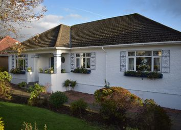 Thumbnail 4 bed detached bungalow for sale in Ayr Road, Newton Mearns, Glasgow