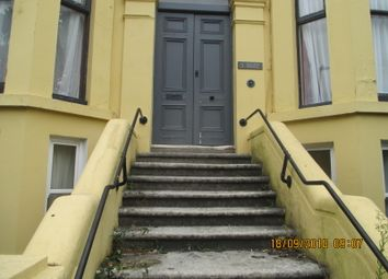 Thumbnail 4 bed flat to rent in Eastern Villas Road, Southsea