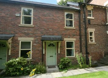 Thumbnail 1 bed terraced house to rent in Northenden Road, Sale