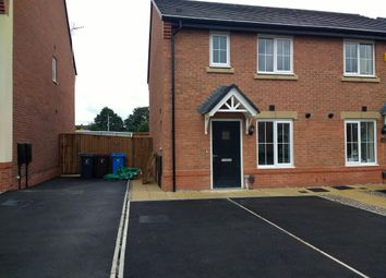 Thumbnail 3 bed semi-detached house to rent in Newhall Road, Hamlet Woods, Prescot