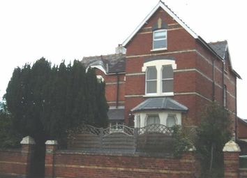 Thumbnail 1 bed flat to rent in Whitecross Road, Hereford