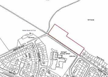 Thumbnail Land for sale in Land With Planning At Racegreen Avenue, Minigaff Newton Stewart DG86Pd