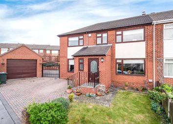 Thumbnail 5 bed town house for sale in Harthill, Gildersome, Morley, Leeds