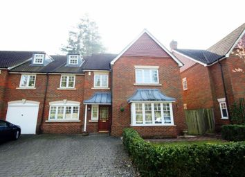 Thumbnail 5 bed semi-detached house to rent in Highlands, Newbury