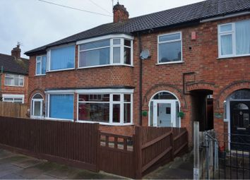 3 bed terraced house for sale in Middlesex Road, Aylestone, Leicester LE2