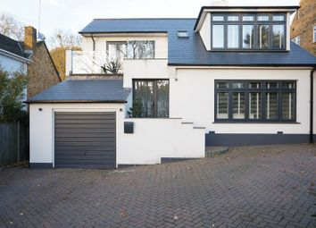 Thumbnail 6 bed detached house for sale in The Knoll, Rayleigh