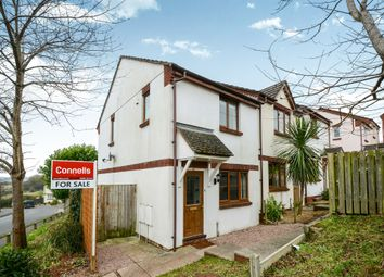 Thumbnail 2 bed end terrace house for sale in Cayman Close, Torquay