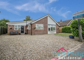 Thumbnail 3 bedroom detached bungalow for sale in Broadland Road, Hickling, Norwich