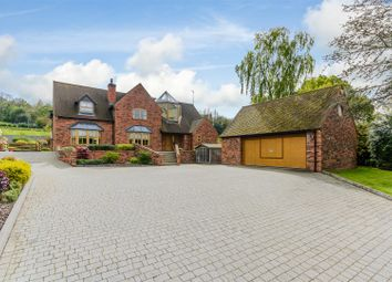 Thumbnail 4 bed detached house for sale in School Lane, Priors Marston, Southam, Warwickshire