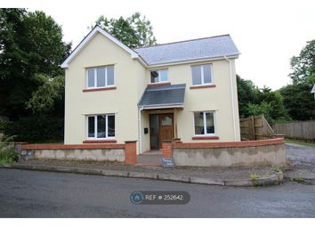 Thumbnail 3 bed detached house to rent in The Railway, Whitland
