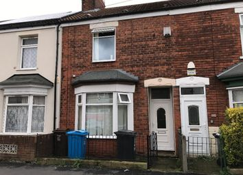 Thumbnail 4 bedroom terraced house for sale in Worthing Street, Hull