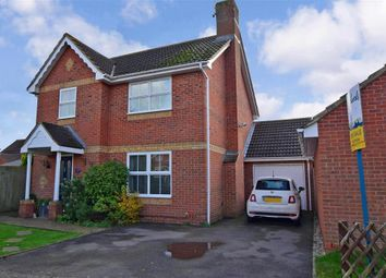 4 bed detached house for sale in Ladyfields, Broomfield, Herne Bay, Kent CT6