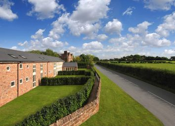 Thumbnail 3 bed mews house for sale in Stretton Hall Lane, Tilston, Cheshire