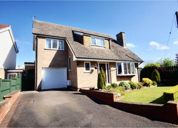 Thumbnail 3 bed detached house for sale in Church Street, Scothern