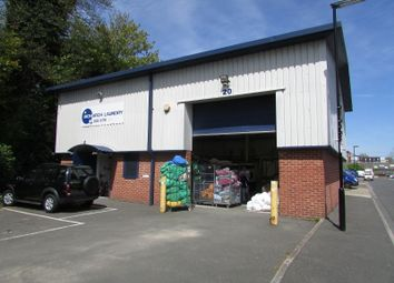 Thumbnail Light industrial for sale in Unit 20 Belgrave Industrial Estate, Southampton