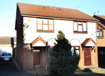 Thumbnail 2 bed semi-detached house for sale in Swallow Close, Longton, Stoke-On-Trent