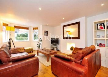 Thumbnail 2 bed flat to rent in Dennington Park Road, West Hampstead, London