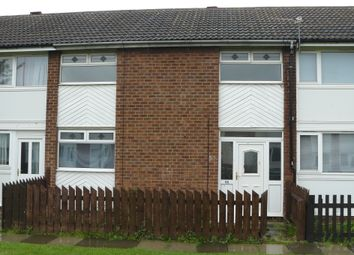 Thumbnail 3 bed terraced house to rent in Harlech Close, Eston