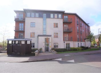 Thumbnail 2 bed flat for sale in Ockbrook Drive, Nottingham