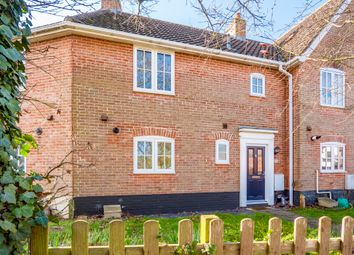 Thumbnail 3 bed terraced house for sale in Bluebell Avenue, Bury St. Edmunds