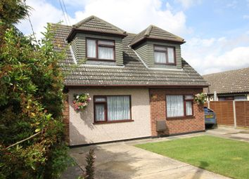 Thumbnail 4 bed property for sale in Crouch Avenue, Hullbridge, Hockley