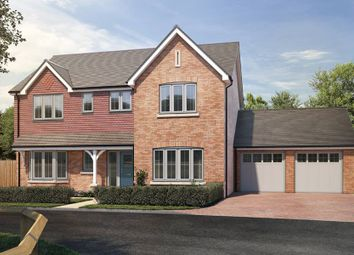 """Thumbnail 4 bed detached house for sale in """"The Osmore"""" at St. Legers Way, Riseley, Reading"""