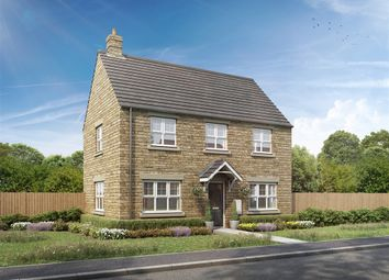 """Thumbnail 3 bed detached house for sale in """"The Clayton Corner """" at Ribston Close, Banbury"""