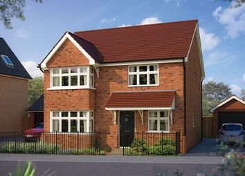 "Thumbnail 4 bedroom detached house for sale in ""The Canterbury"" at London Road, Calverton, Milton Keynes"