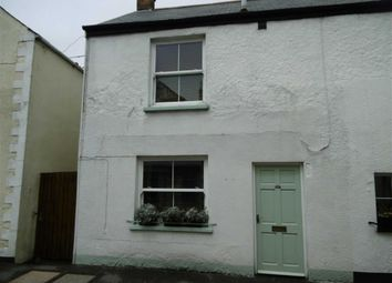 Thumbnail 2 bed terraced house to rent in Fore Street, Hartland, Devon