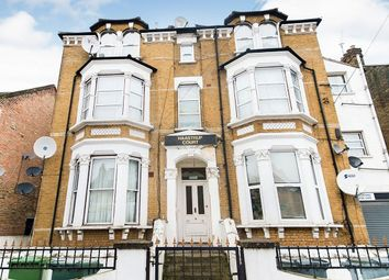 Thumbnail 3 bed flat to rent in Earlham Grove, London