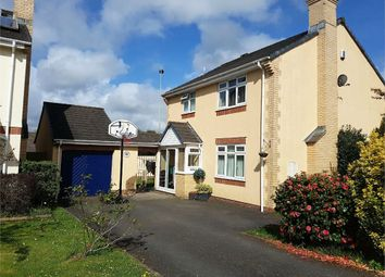 Thumbnail 3 bed detached house to rent in Convent Close, Barnstaple, Devon